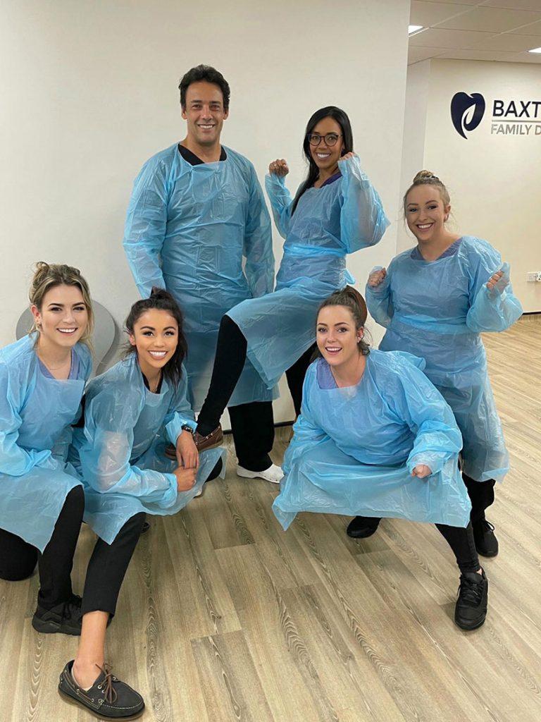Baxter's Clinical Team